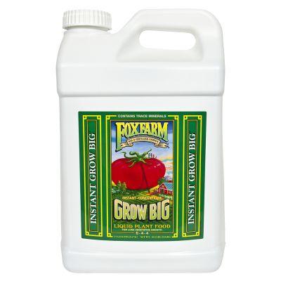 FoxFarm Grow Big Soil 2.5 Gallon
